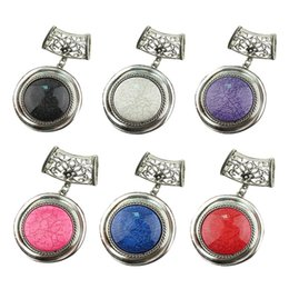 $enCountryForm.capitalKeyWord Australia - Fashion design DIY Necklace Pendant scarf jewelry multicolor mixed charm resin circular jewelry scarf pendant, free of freight, AC0356