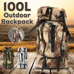 $enCountryForm.capitalKeyWord Australia - 100L Outdoor Sport Tactical climbing mountaineering Backpack Camping Hiking Trekking Rucksack Travel outdoor Bag