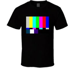 $enCountryForm.capitalKeyWord Australia - Tv Coloured Bars Big Bang Sheldon Cooper T Shirt Mens Tee Gift New From US