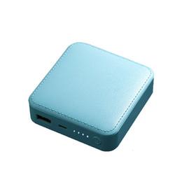 $enCountryForm.capitalKeyWord UK - Wholesale Ultra Thin Slim Powerbank 10000mAh Charger Mini Power Bank for iPhone Mobile Phone Tablet PC External Battery