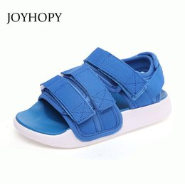$enCountryForm.capitalKeyWord Australia - New Summer Children Sandals For Girls Boys Soft Casual Girl Sport Shoes Kids Beach Sandals Baby Toddler Shoes Y190525