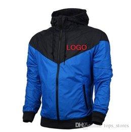 Boxing Jacket Australia - Brand NK Box LOGO Letter Sweatshirt Hoodie Jacket Long Sleeve Sports Zipper Windbreaker Designer New Menswear