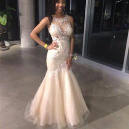 796e141f37d rayon dresses women 2019 - Black Girl Prom Dresses Evening Wear Long Arabic  Formal Dresses 2019