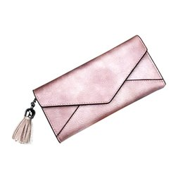 Chinese  Fashion Wallet Women New Brand Designer Leather Wallets Hasp Ladies Clutch Carteira Purse Trifold Bifold Casual Long manufacturers