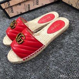 Toptan satış Newst Marka Kadınlar Scuffs Sandalet Tasarımcı Ayakkabı Lüks Slayt Yaz Moda Geniş Düz Kaygan Sandalet Terlik Flip Flop çiçek