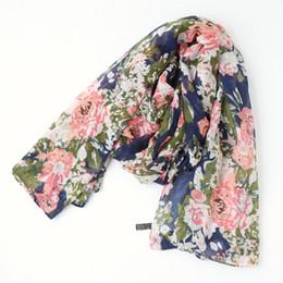 $enCountryForm.capitalKeyWord UK - one piece women floral printed hijab scarf oversize viscose shawl head wraps soft long tribal muslim hijabs