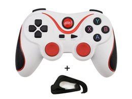 $enCountryForm.capitalKeyWord Australia - 2019 T3 Wireless Bluetooth Gamepad Joystick Game Gaming Controller Remote Control For Samsung HTC Android Smart phone Tablet TV Box