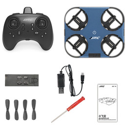 $enCountryForm.capitalKeyWord Australia - JJRC H70 Mini Ultra-Thin Remote Control Quadcopters Toys One Key Landing Helicopters Drones with Light Support Hand Throwing Off