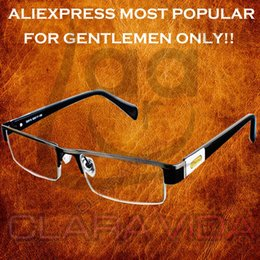 $enCountryForm.capitalKeyWord Australia - =clara Vida Brand=men Titanium Alloy Non Spherical 12 Layer Coated Lenses Reading Glasses+1.0 +1.5 +2.0 +2.5 +3.0 +3.5+4.0 C19042001