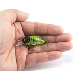 Minnow Mini bait online shopping - 10pc set cm g Mini Minnow Crankbait Lures Floating Wobbles Crank Baits with Hooks Fishing Tackle Artificial Jigging Fishing Baits