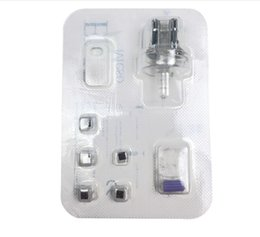 Chinese  Newest 3 in 1 EMS Needle Card free mesotherapy injection facial lifing beauty RF mesotherapy gun Consumables facial machine Beauty Equipment manufacturers