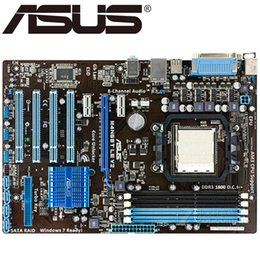 Motherboard for asus ddr3 online shopping - Asus M4N68T LE V2 Desktop Motherboard A Socket AM3 For Phenom II Athlon II Sempron DDR3 G ATX Original Used Mainboard