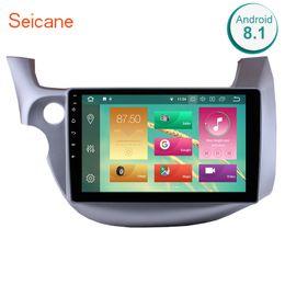 $enCountryForm.capitalKeyWord Australia - Seicane 1Din Car Radio 10.1 inch HD Touch Screen Audio Stereo Bluetooth Video MP4 Multimedia Player For 2007 2008-2013 Honda FIT