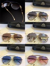4046822f74b5 Maybach sunglasses online shopping - Top luxury K gold men eyewear car brand  Maybach designer glasses