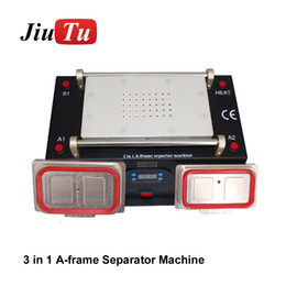 Vacuum frame online shopping - Arrival in Built in Vacuum Pump Touch Screen Separator LCD Middle Bezel Frame Separate Split Machine For Samsung Edge Jiutu