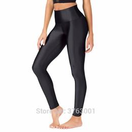 Discount xxxl plus size yoga pants - Women Dancing Pants Fitness Leggings Lycra Spandex Yoga Pants High Waist Compression Sexy Hips Push Up Quick Dry Plus Si