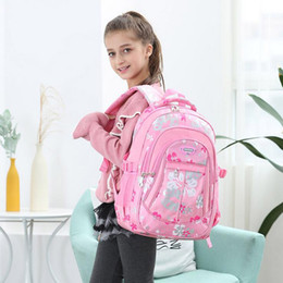 cheap bags for kids Australia - Women Backpack Cheap Wholesale Kids Backpacks Shoulder Bag School Bags for Girls Brand Fashion Polyester Denim Large Capacity