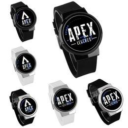 Apex leggende Ragazzi Guarda impermeabile Led Touch Screen Orologi da polso da polso Giocattoli per bambini Compleanno regalo di natale MMA1548