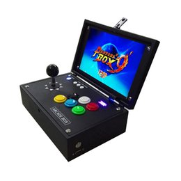 arcade game box NZ - 2019 Christnas gift New Pandora's Box 9 arcade games console with 1500 in 1