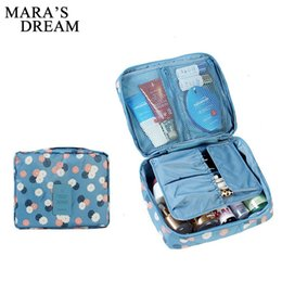 dream cosmetics NZ - Maras Dream Makeup Bag Women Cosmetic Bag Wash Toiletry Make Up Organizer Storage Travel Kit Bag Multifunction Ladies Case