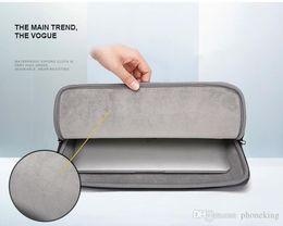$enCountryForm.capitalKeyWord Australia - Laptop Sleeve Soft Zipper Pouch 11 12 13 14 15 15.6 Inch Bag Case Cover for MacBook Air Pro Ultrabook Notebook Tablet