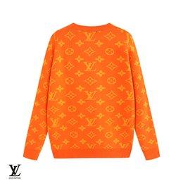 Toptan satış 19 sonbahar ve kış yeni erkekler ve kadınlar aynı hoodie ile baskılı mektup gelgit marka tam baskı akın eski çiçek logosu turuncu M-xxxl