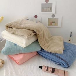 Towels Designers NZ - Champion Designer Bath Towels Set Luxury Soft Terry Hand Bath Towel Bale Set For Adult Baby Brand Beach Towel 70*140cm 35*75cm C52503
