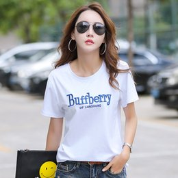$enCountryForm.capitalKeyWord Australia - Fat MM Loose Women's Wear Large Size Embroidered T-shirt Summer 2009 Korean T-shirt Women Cotton Large Size Short Sleeve T-shirt