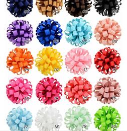 $enCountryForm.capitalKeyWord Australia - cheap Flowers Headbands Baby Children Hair Sticks Elastic Kids Hair Accessories Flowers Girls Head Bands Infant Headband FZP235