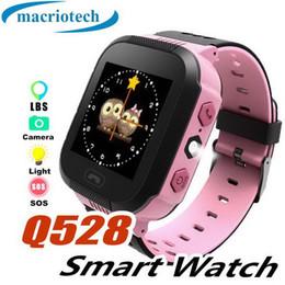 $enCountryForm.capitalKeyWord Australia - Q528 Updated Smart GPS Tracker Location SOS Call Remote Monitor Camera Flashlight Watch Wristwatch for Kids Student Pk Q50 Q90 Q100