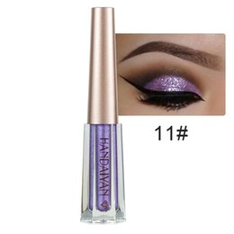 Eye Shadow Beauty & Health 2019 Latest Design Glitter Eyeliner Cheap Makeup Cosmetics For Women Pigment Silver Rose Gold Color Liquid Professional New Shiny Eye Liners Warm And Windproof