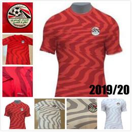 6adbc4d099f egypt shirts 2019 - 2019 European Cup Egypt soccer jerseys 2019 M. SALAH football  shirt