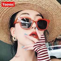 $enCountryForm.capitalKeyWord NZ - Yoovos 2019 Vintage Square Sunglasses Women Brand Designer Classic Luxury Man Women Sun Glasses UV400 Shopping Outdoor Eyewear