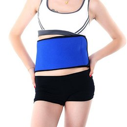 9ac58827b1a Women Weight Lifting Sports Training Slim Shaper Exercise Waist Support  Belly Protector Adjustable Pressure Fitness Belt
