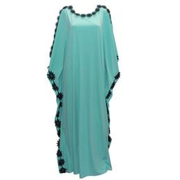 $enCountryForm.capitalKeyWord UK - Tilapia New Casual Design Kaftan Women Dress Plus Size African Style Femme Vestidos Maxi Long Summer Autumn Dress J190713