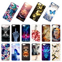 diy phone case cover Australia - Fitted Cases Soft TPU Phone Case For Nubia M2 Cases Silicone DIY Painted Flexible Bumper For ZTE Nubia M2 Lite Covers Fundas Coque