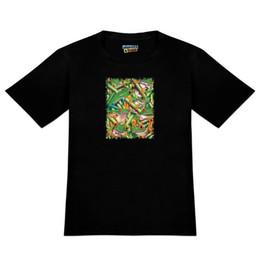 Frog T Shirts UK - Red Eye Tropical Rainforest Frogs Men's Novelty T-Shirt Man Women Unisex Fashion tshirt Free Shipping black