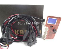 Pressure Connectors Australia - Diesel Common Rail Pressure sensor Tester and Simulator for Bossch Delphii Densso Sensor Test Common rail diagnosis