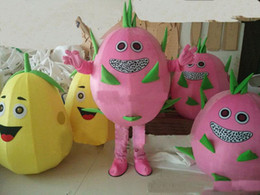 $enCountryForm.capitalKeyWord Australia - 2018 Factory direct sale Mango dragon fruit watermelon cartoon dolls mascot costumes props costumes Halloween free shipping