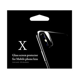 $enCountryForm.capitalKeyWord Australia - HD Transparent Back Camera Lens Tempered Glass for iPhone Xs Max XR X 5 6 7 8 Plus Anti Scratch Screen Film Protector With Retail Package