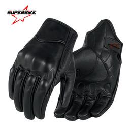 $enCountryForm.capitalKeyWord Australia - Motorcycle Gloves Leather Touch Screen For Men For Women Moto Glove Electric Bike Luvas Da Motocicleta Os Carros Eletricos Sale MX190817