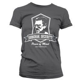$enCountryForm.capitalKeyWord UK - Officially Licensed The Big Lebowski- Sobchak Security Women T-Shirt S-XXL Sizes 2Men Women Unisex Fashion tshirt Free Shipping Funny