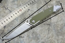 Tiger Tools Australia - Tiger shark folding knife AUS-8 blade steel +G10 handle outdoor camping multipurpose hunting EDC tool