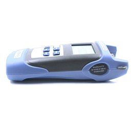 Optical Fiber Power Australia - handheld 2 in 1 optical power meter 800-1700nm SC FC Adapter fiber optical with VFL function
