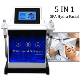 microdermabrasion machine diamond medical Australia - 2019 Hydrafacial dermabrasion machine Oxygen care Diamond Microdermabrasion facial peeling BIO Face Lift Ultrasonic Machine Deep Cleaning