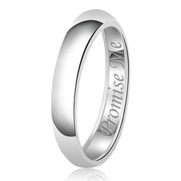 $enCountryForm.capitalKeyWord UK - Amxiu Custom Name Words Engagement Wedding Ring 100% 925 Sterling Silver Rings For Women Lovers Surprise Gifts Finger Jewelry