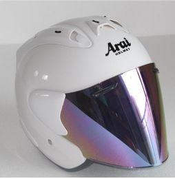 Jet Half Face Helmets Australia - Motorcycle Helmet Half Open Face Men Women Casco Vintage Scooter Jet Helmet Retro Helmets Pare Moto Cascos Para