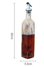 Kitchen oil dispenser online shopping - Bottle Dispenser Sauce Bottle Glass Bottles Oil and Vinegar Kitchen Tools
