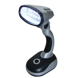 $enCountryForm.capitalKeyWord NZ - Table Lamps LED Light Desk Reading Bright Battery Operated Table Lamp Practical Work Portable Camping JK0177A