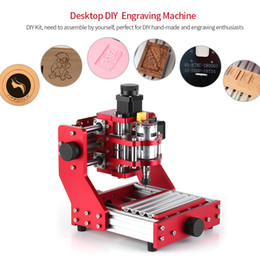 $enCountryForm.capitalKeyWord Australia - Mini CNC Router 1310 CNC Metal Engraving Milling Machine Kit PCB Wood Milling Laser Engraver Machine with ER11 Collet DIY tool